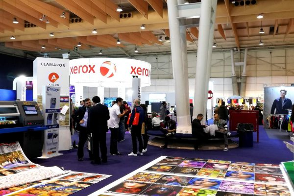 technological solutions for global fairs and venues