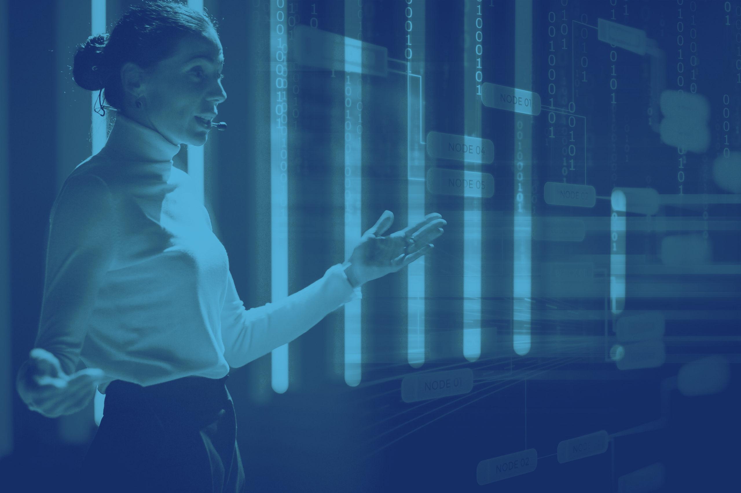 O Futuro dos Eventos: Híbrido e Data-Driven